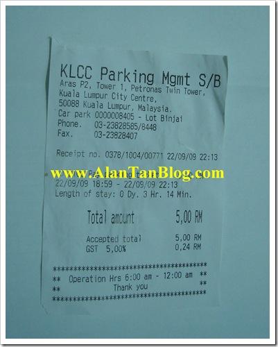 KLCC-parking