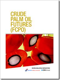 Crude Palm Oil Futures