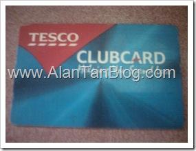 Tesco Stores Clubcard