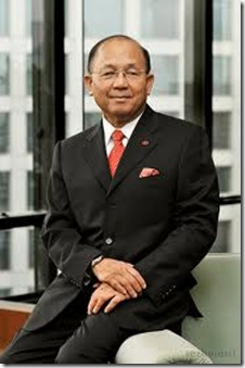 Tan Sri Azman Hashim Top 20 Richest  People In Malaysians 2012